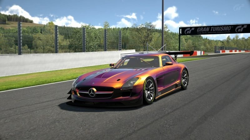 Mercedes-Benz SLS AMG GT3 '11 Tuned With Custom Paint-At Circuit de Spa Francorchamps 35.jpg