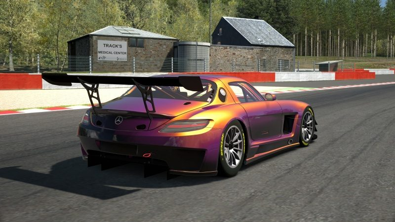 Mercedes-Benz SLS AMG GT3 '11 Tuned With Custom Paint-At Circuit de Spa Francorchamps 40.jpg