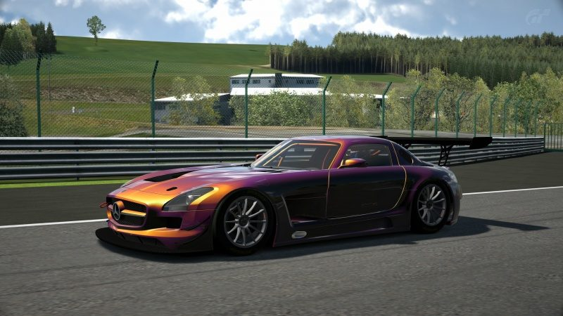 Mercedes-Benz SLS AMG GT3 '11 Tuned With Custom Paint-At Circuit de Spa Francorchamps 41.jpg