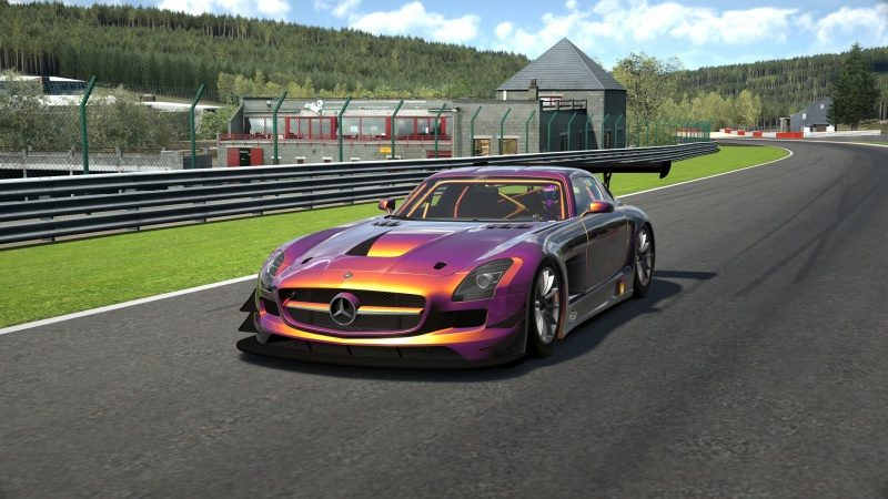 Mercedes-Benz SLS AMG GT3 '11 Tuned With Custom Paint-At Circuit de Spa Francorchamps 43.jpg