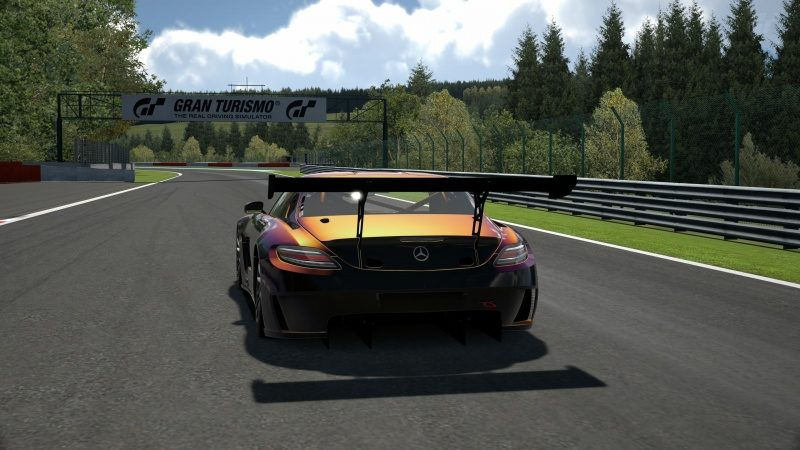 Mercedes-Benz SLS AMG GT3 '11 Tuned With Custom Paint-At Circuit de Spa Francorchamps 44.jpg