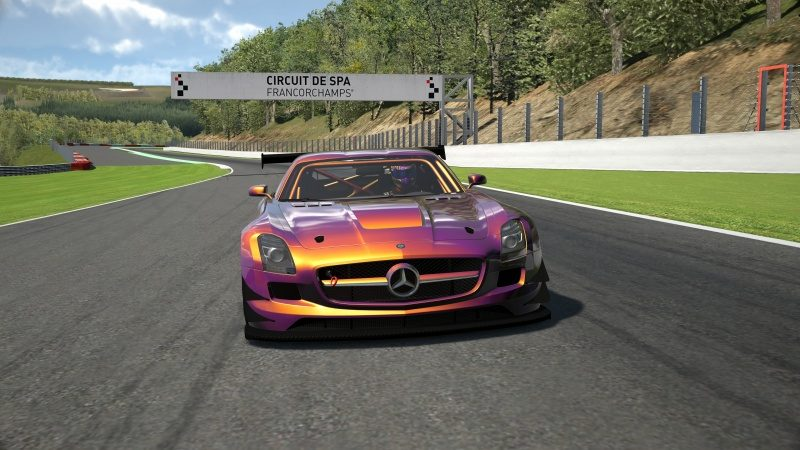 Mercedes-Benz SLS AMG GT3 '11 Tuned With Custom Paint-At Circuit de Spa Francorchamps 47.jpg