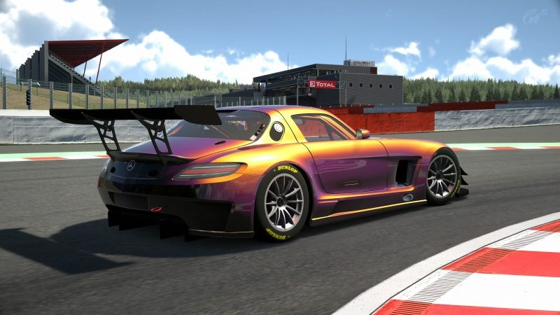 Mercedes-Benz SLS AMG GT3 '11 Tuned With Custom Paint-At Circuit de Spa Francorchamps 48.jpg