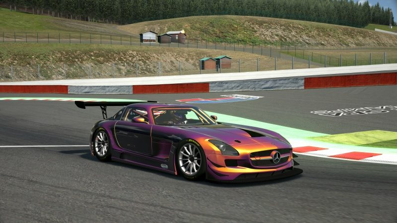 Mercedes-Benz SLS AMG GT3 '11 Tuned With Custom Paint-At Circuit de Spa Francorchamps 49.jpg