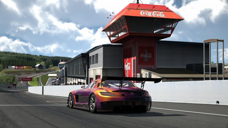 Mercedes-Benz SLS AMG GT3 '11 Tuned With Custom Paint-At Circuit de Spa Francorchamps 8.jpg