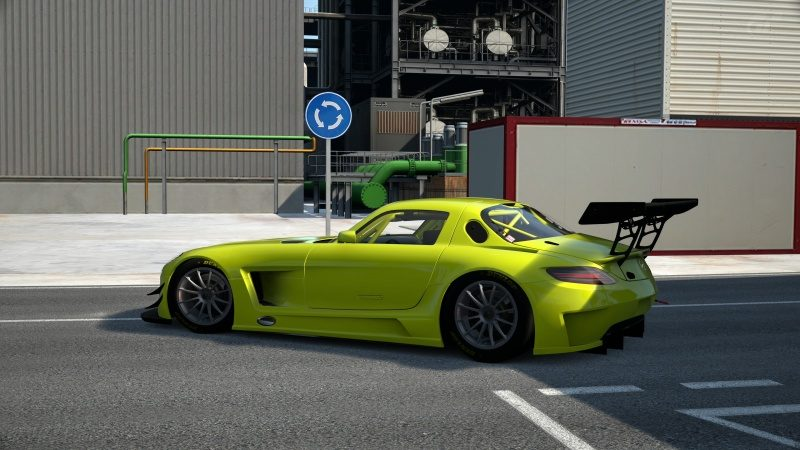 Mercedes-Benz SLS AMG GT3 '11 Tuned With Special Paint-At Gemasolar.jpg
