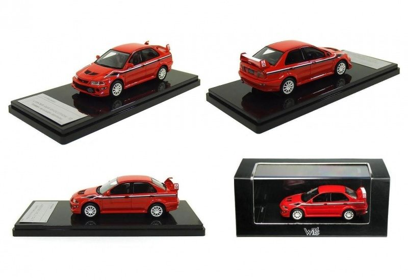 Mitsubishi Lancer Evolution VI GSR T.M. EDITION Special Color Package-Wit's 1.43 Replica 1.jpg