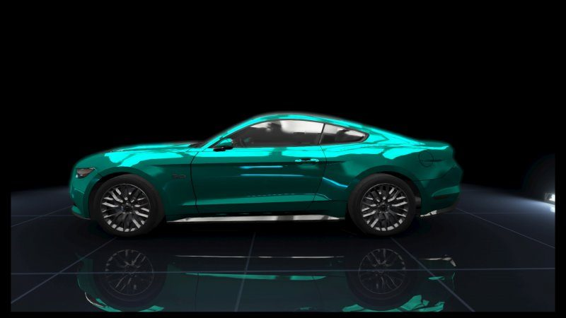 Mustang GT Emerald Green.jpeg