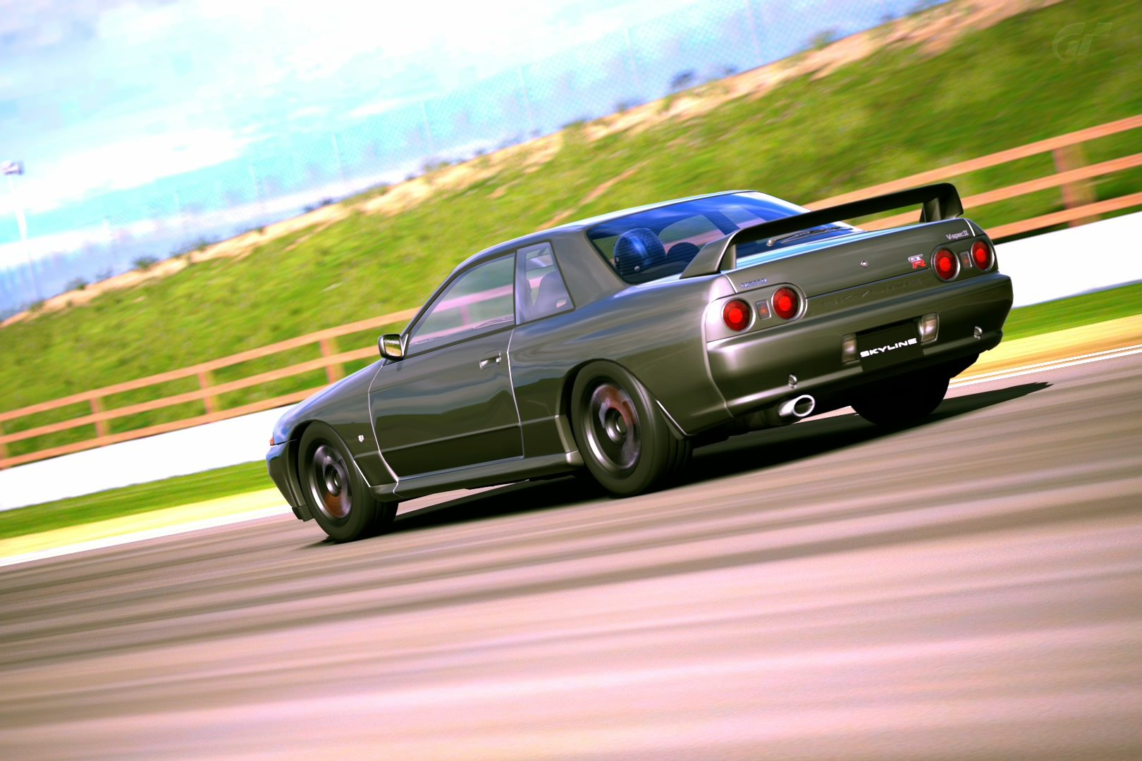 Nissan SKYLINE GT-R V•Spec II (R32) '94 (Car).jpg