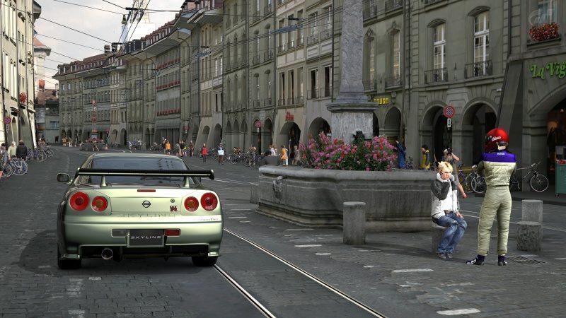 Nissan SKYLINE GT-R V-spec II Nür (R34) '02 Millennium Jade (M) 13.jpg