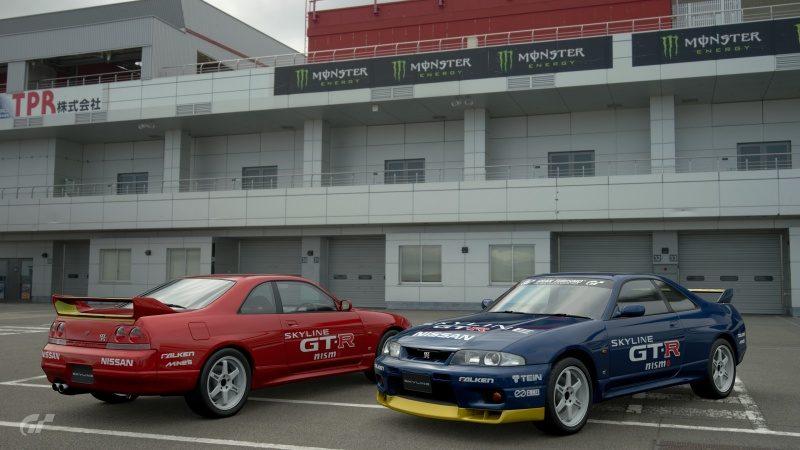 Nissan Skyline R33 GT-R Showcase - Fuji.jpg