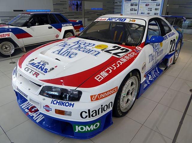 No.22_NISMO_GT-R_LM_1995_Le_Mans_24_Hour_Racing_Car_(1).JPG