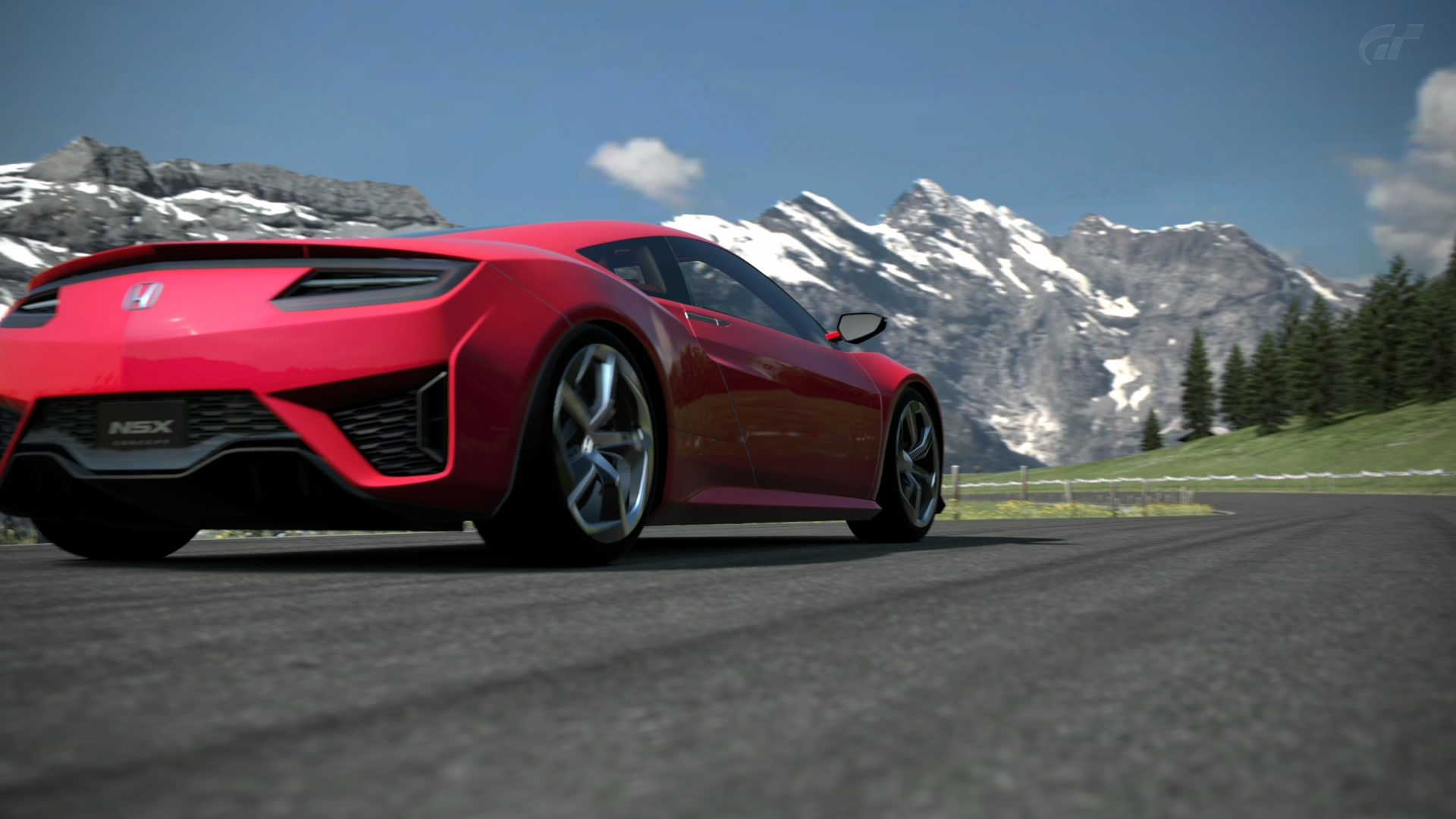 NSX goes to the mountains.jpg