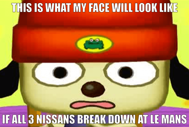 PaRappa Nissan meme.png