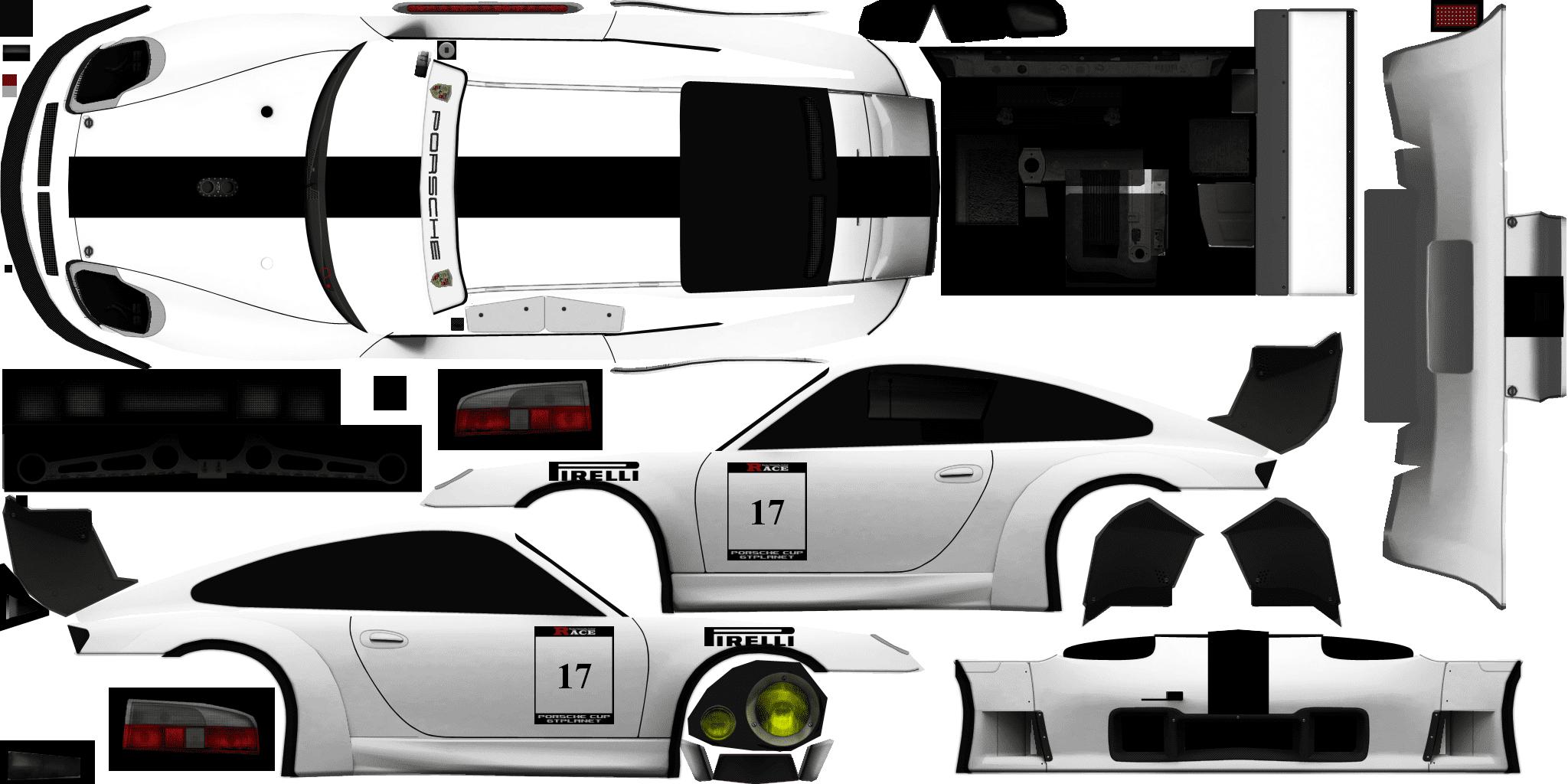 Porsche GT3 samurai's #17.png