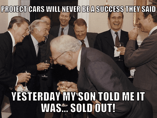 Project CARS sold out.png