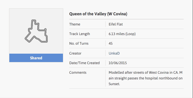 Queen of the Valley info.png