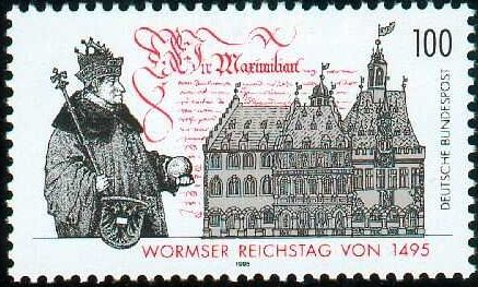 Reichstag_de_Worms_1495_(timbre_RFA).jpg