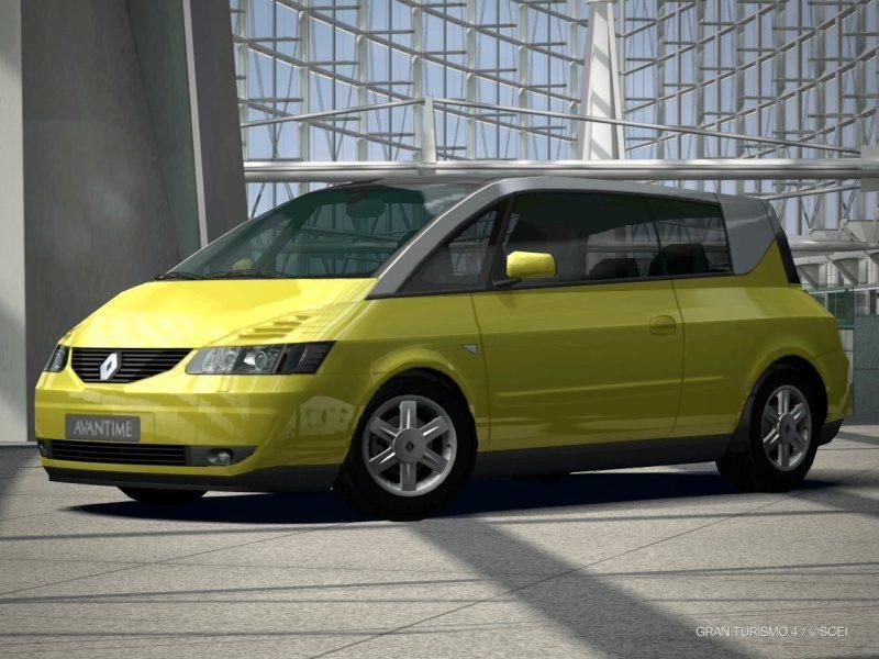 Renault AVANTIME '02 (Jaune).JPG