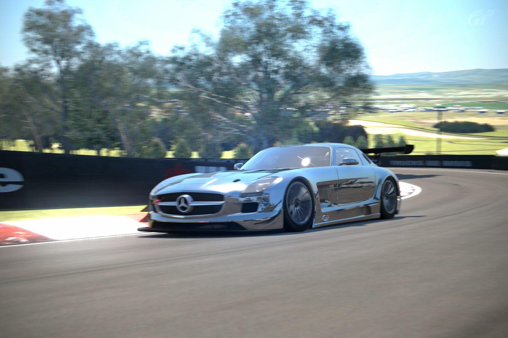 SLS AMG GT3 Mount Panorama Motor Racing Circuit.jpg