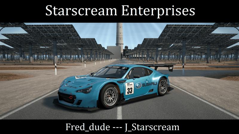 STARSCREAM ENTERPRISES SUBARU BRZ.png