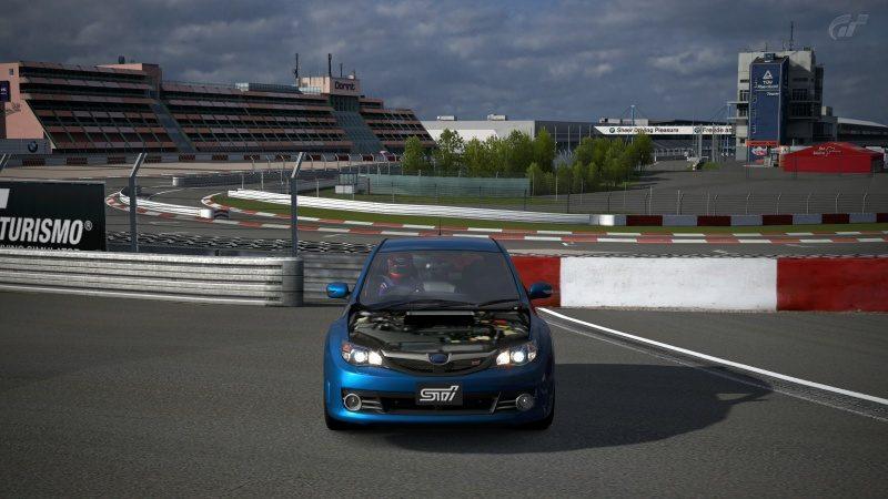 Subaru IMPREZA WRX STI '07 Engine Under Removable Hood Code 00340004 Glitch (1).jpg