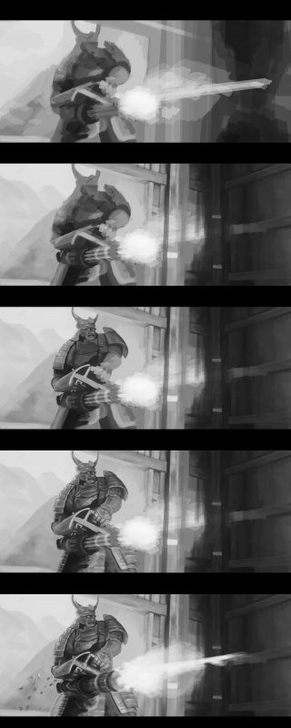 sucker_punch_minigun_samurai_process_by_tamakinghini-d8w3jxm.jpg