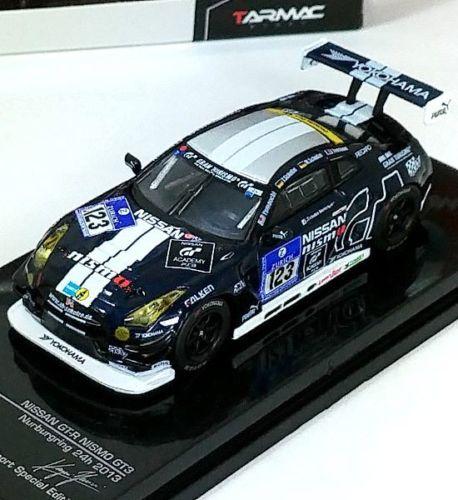 TARMAC WORKS Nissan GT-R NISMO GT3 Nurburgring 24Hr 2013 #123 K.Yamauchi 1.64-3.jpg