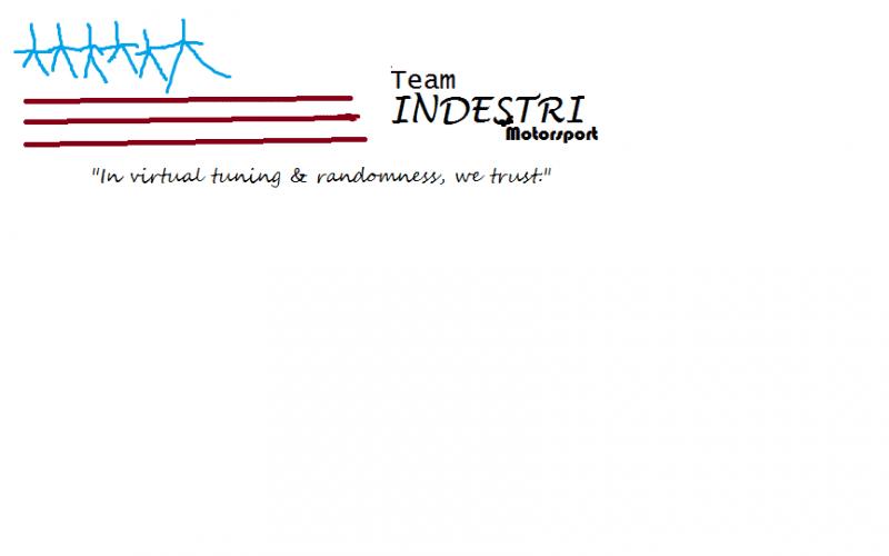 Team INDESTRI Motorsport Logo by Taegon Lewis.png