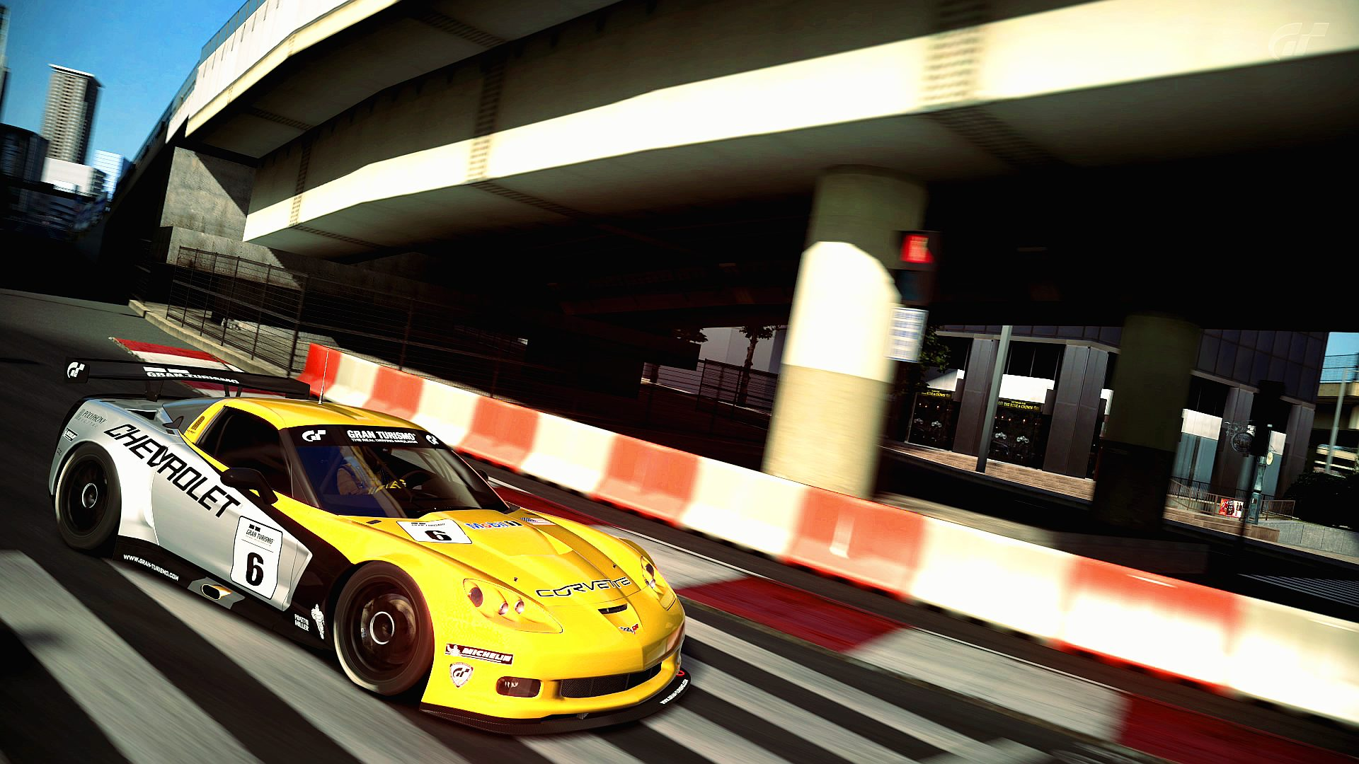 Tokyo R246 - Corvette Z06 TC.jpg