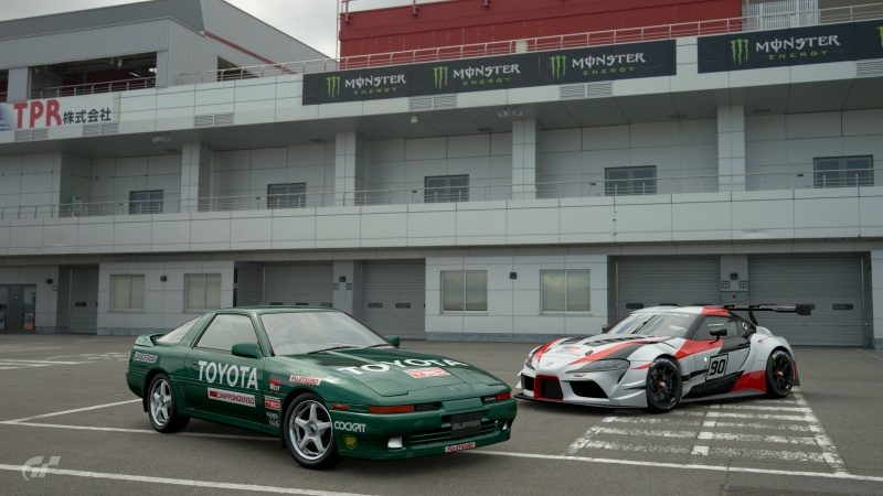 Toyota Supra Race Cars - Fuji.jpg