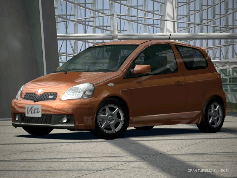 Toyota VITZ RS Turbo '02 (Orange Metallic).JPG
