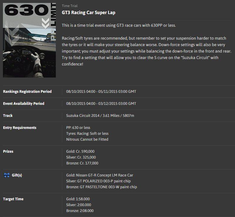 TT#45 - 630PP GT3 Racing Car Super Lap @ Suzuka Circuit 2014.jpg