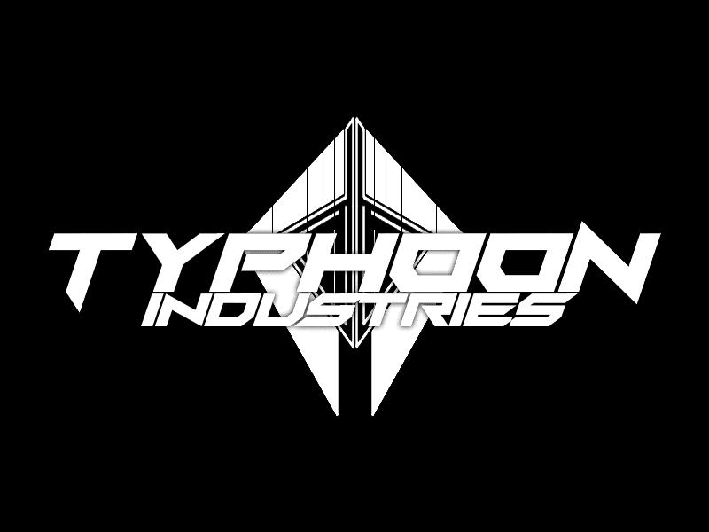 Typhoon Industries badge plus wordmark.png