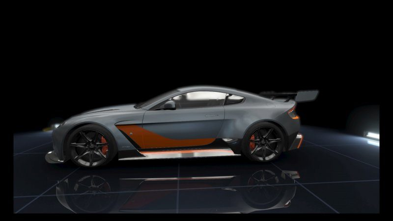 Vantage GT12 Matte Grey Orange.jpeg