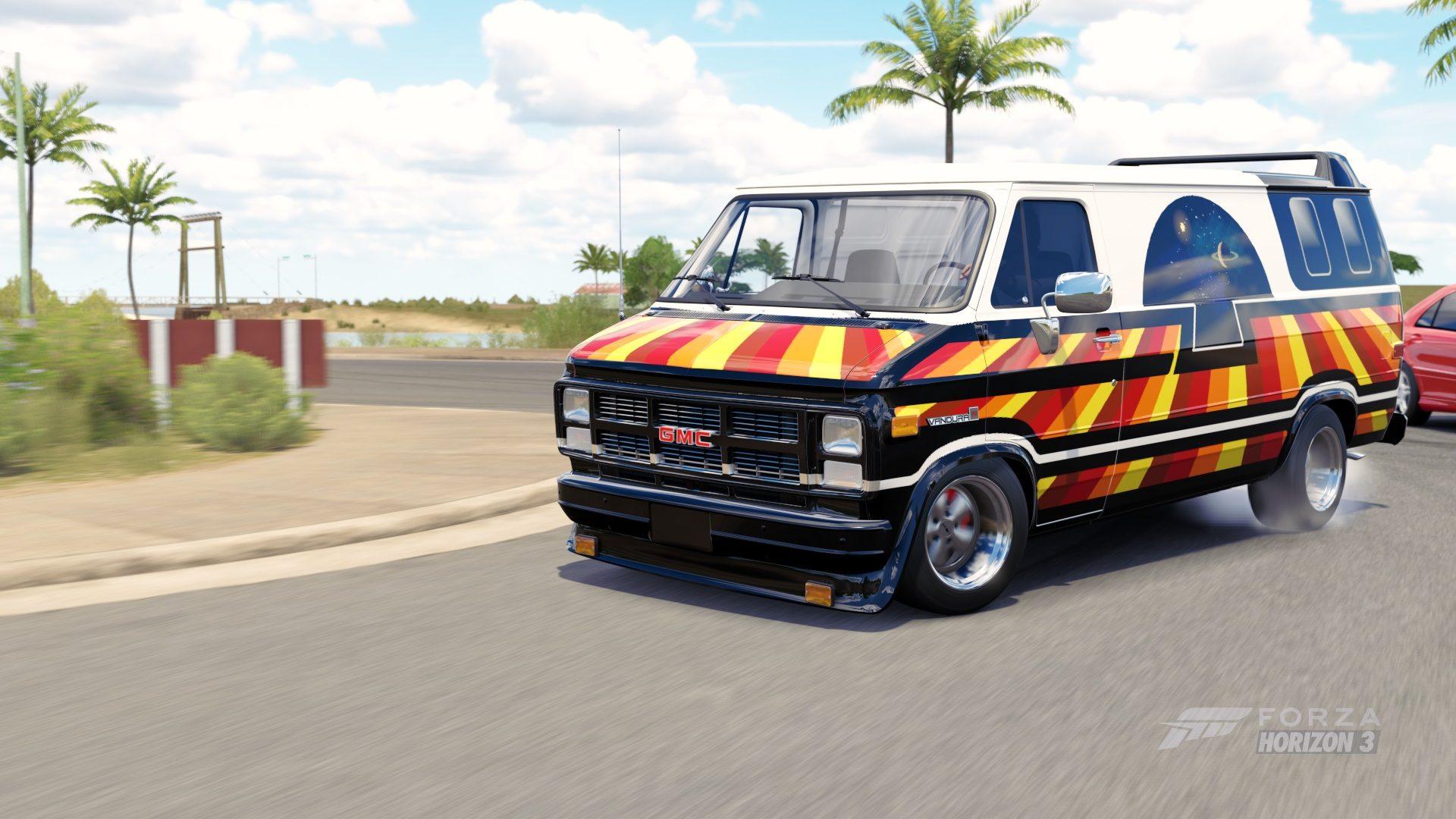 Custom Car Paint Jobs >> 70s custom van