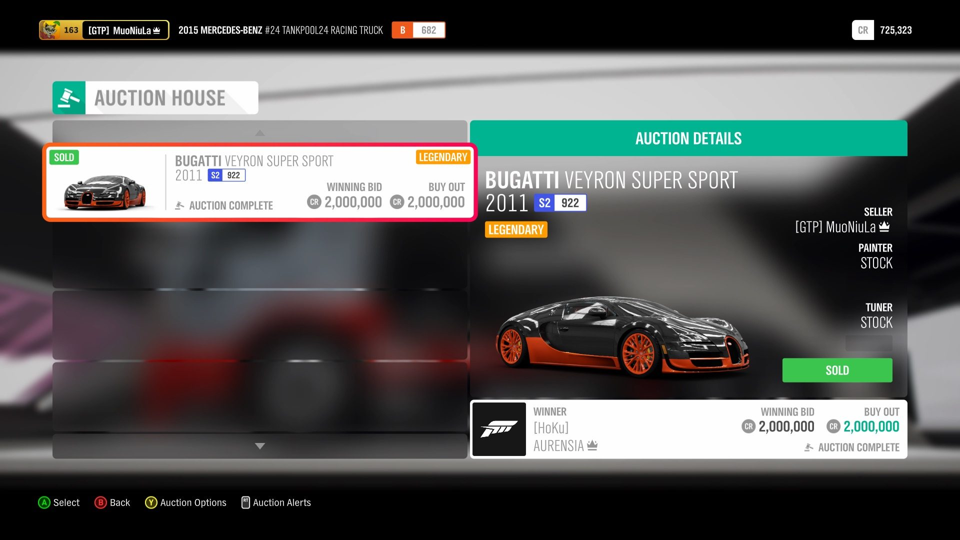 Forza Horizon 4 Auction House Thread | Page 2