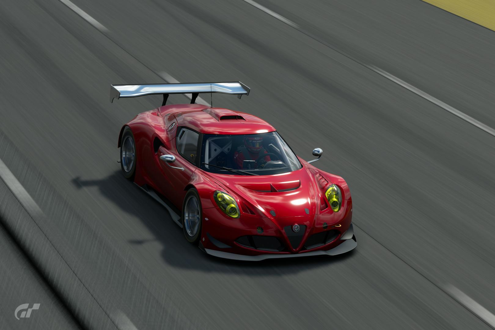 Alfa Romeo 4c Gr 3