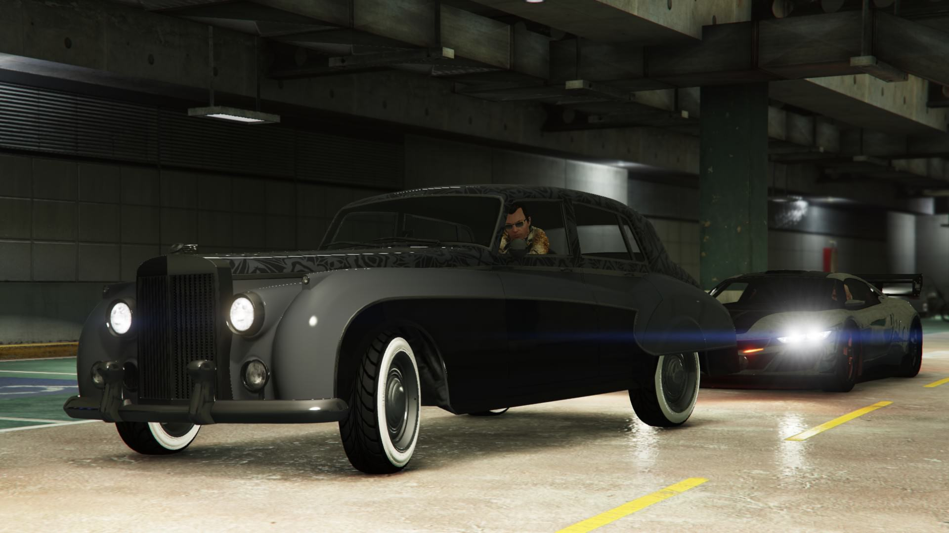 An Spd Sneak On The Hidden Vehicles In The After Hours Dlc 5 Enus