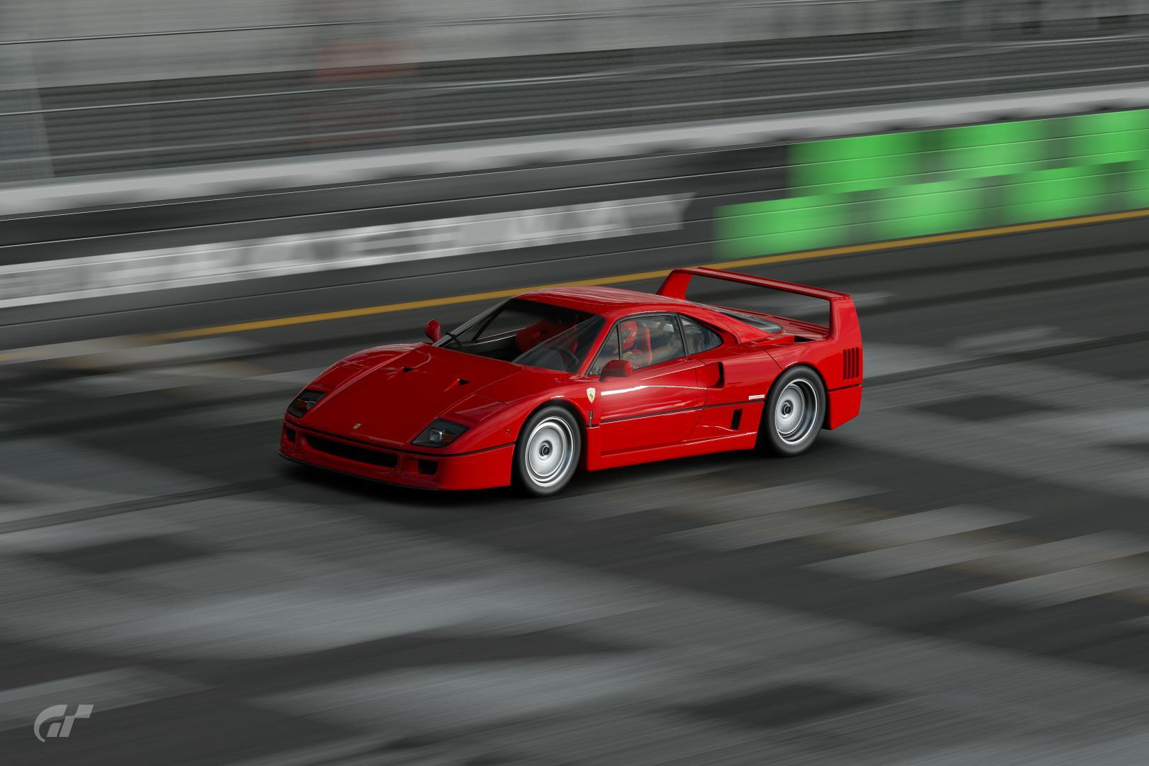 Ferrari F40 92