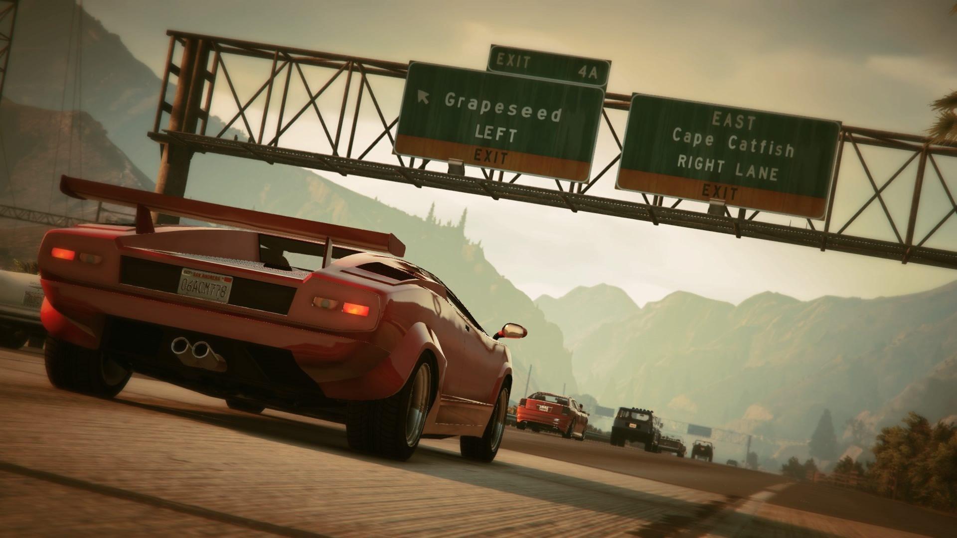 Grand Theft Auto V Pegassi Torero 3 Ver 1