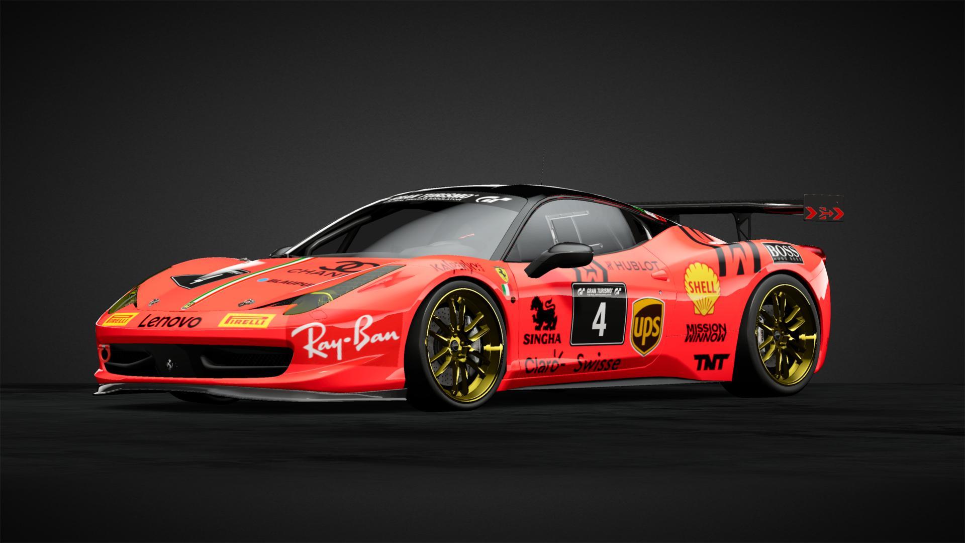 Group 3 Ferrari 458 Gt3 13