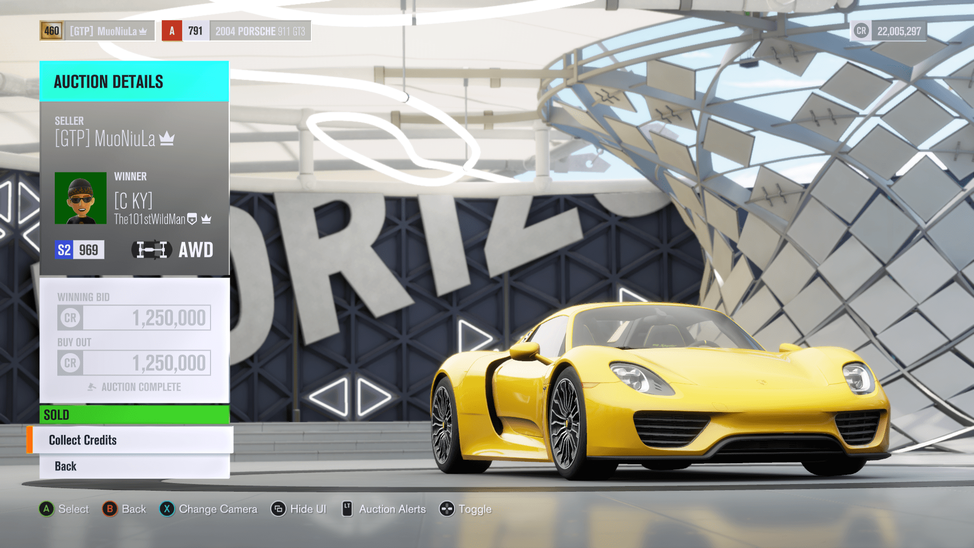 Someone Bought My Second 918 At Full Price
