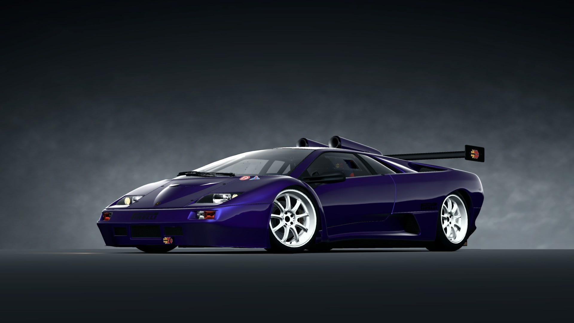 Lamborghini Diablo Gt2 98 01