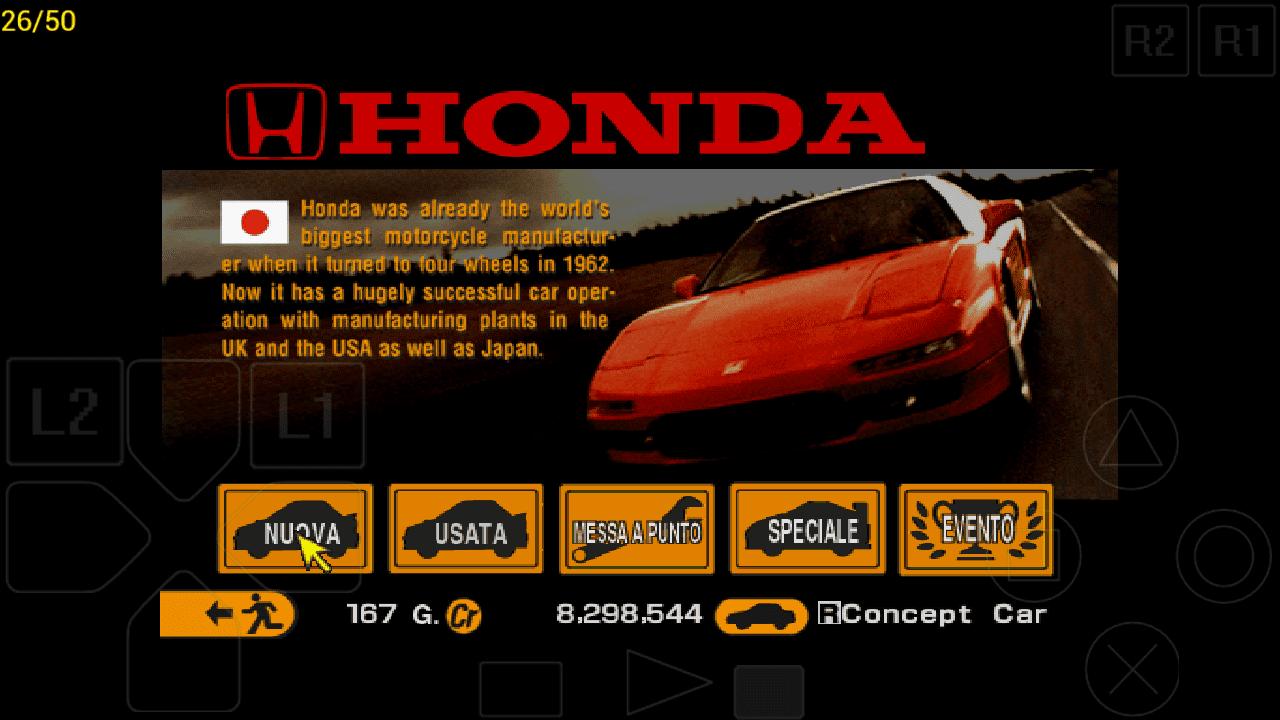 honda background