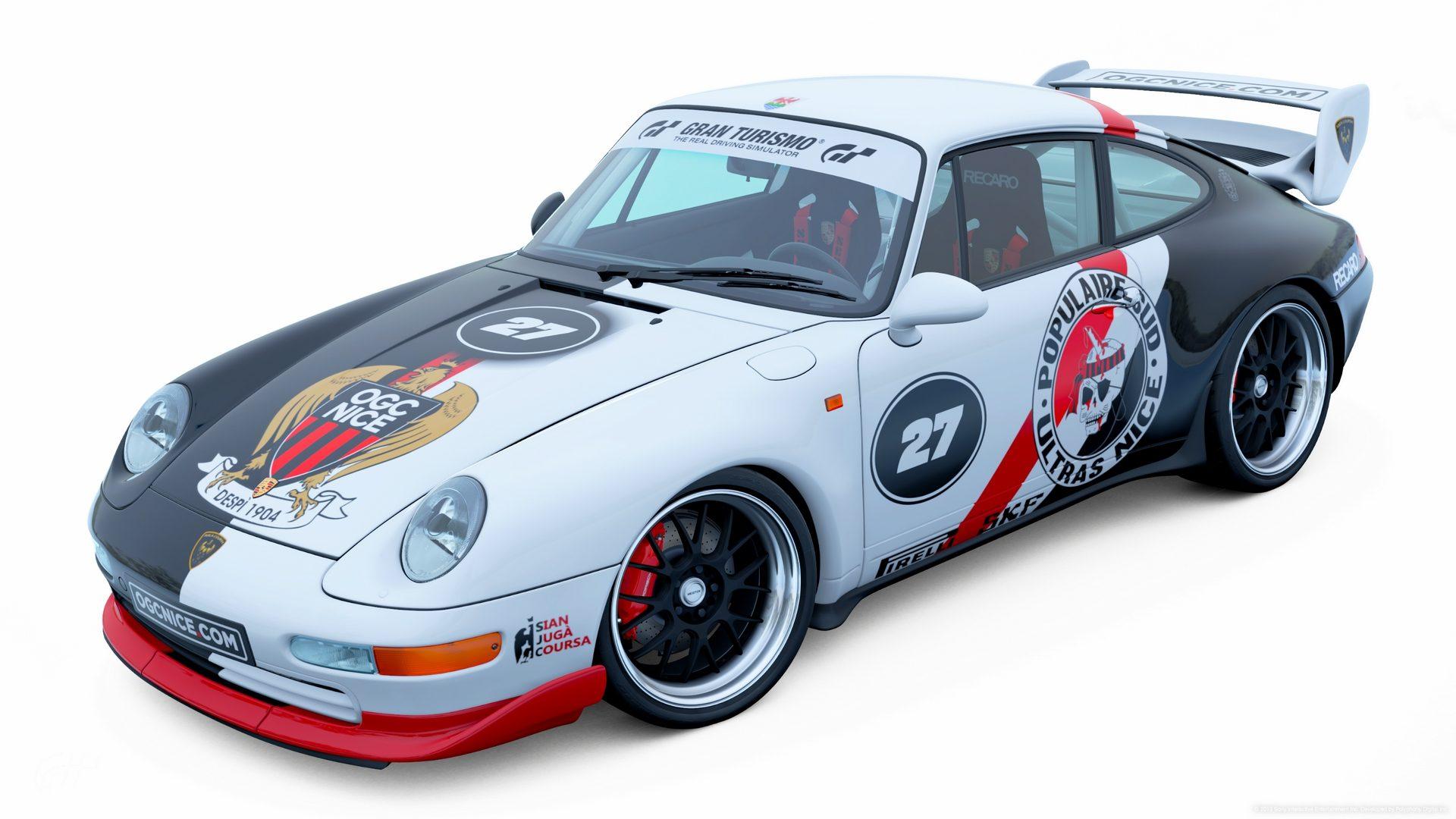 Porsche 911 Carrera Rs Cs Juga Coursa 27