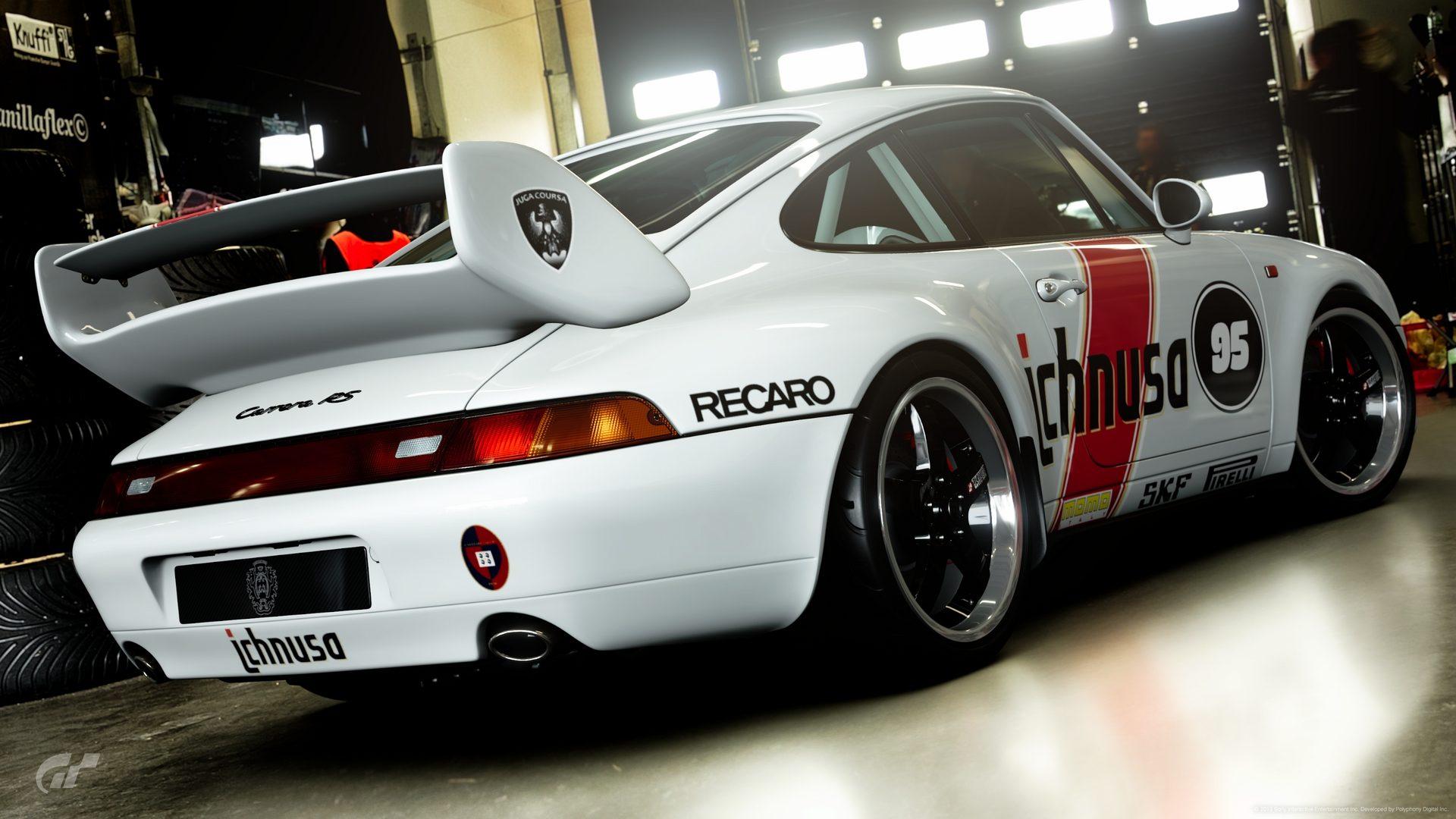 Porsche 911 Carrera Rs Cs Juga Coursa 95