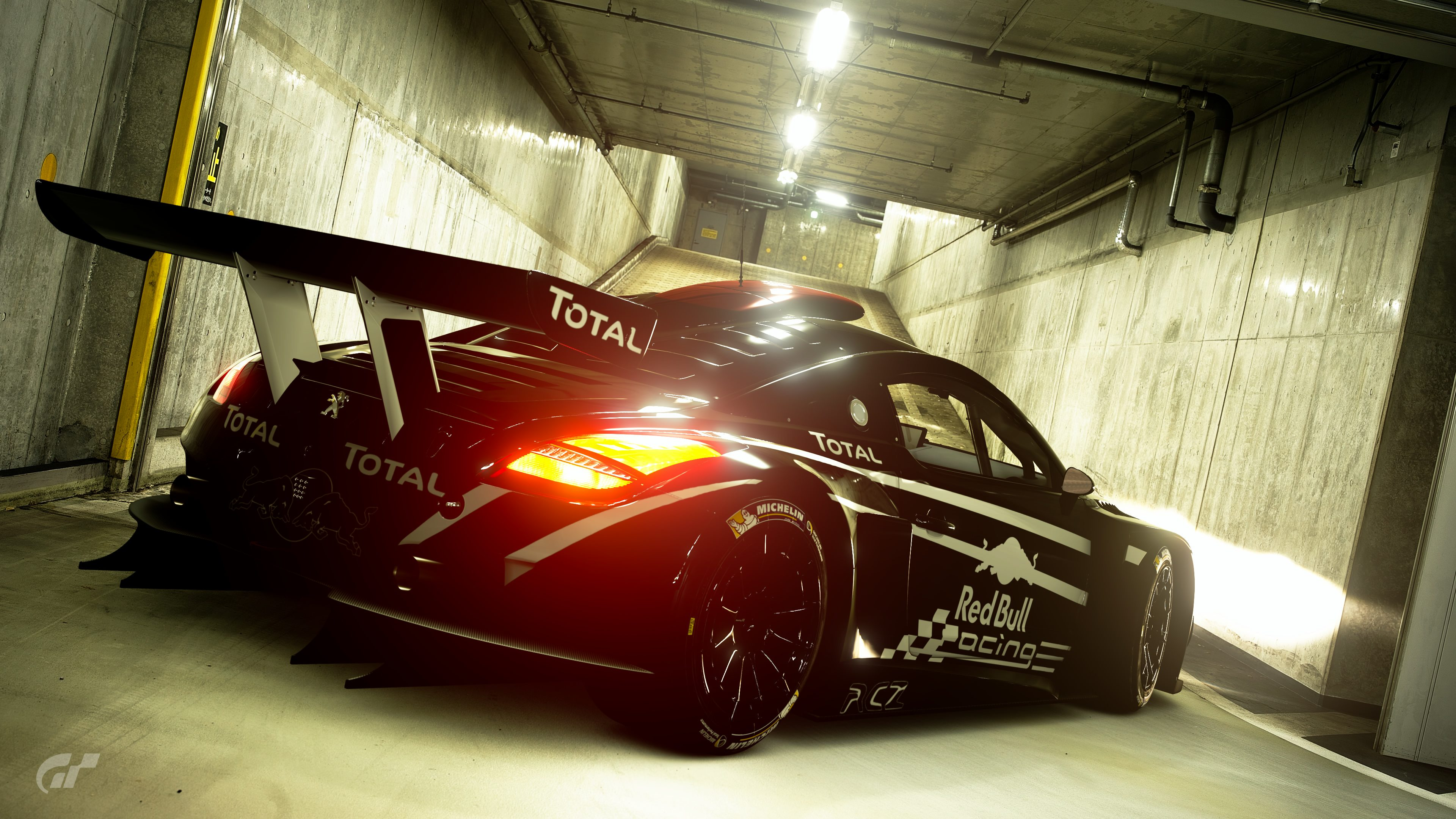 The Darkness Within The Peugeot Rcz Gr 3