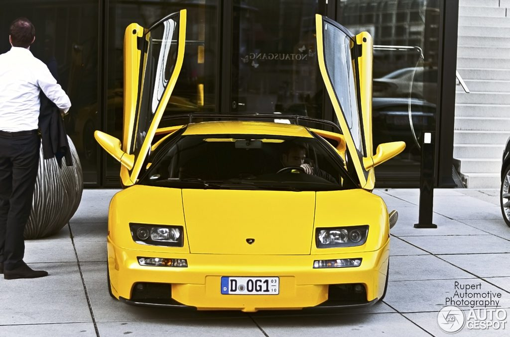 Lamborghini Diablo Vt 6 0 2001
