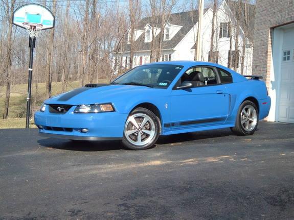 Ford Mustang 4th Gen Mach 1 2003